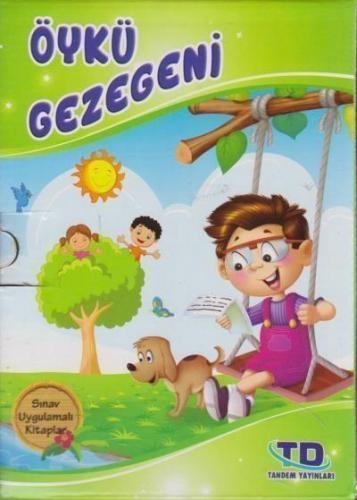 Tandem 2. ve 3. Sınıflar İçin Öykü Gezegeni 8 Kitap Kutulu Set