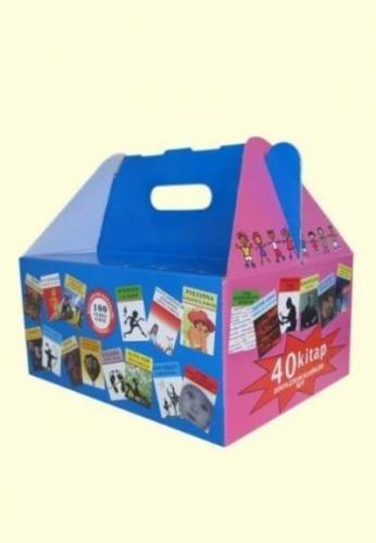 Dünya Çocuk Klasikleri Seti 40 Kitap KAMPANYALI Komisyon