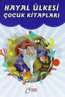 Hayal Ülkesi Çocuk Kitapları (8 Kitap)