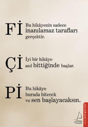 Pİ + Çİ + Fİ ... Akilah Azra Kohen