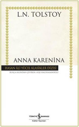 Anna Karenina Hasan Ali Yücel Klasikler