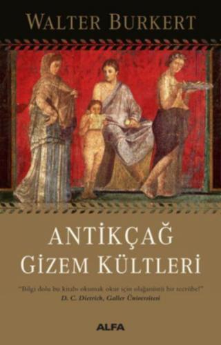 Antikçağ Gizem Kültleri Walter Burkert