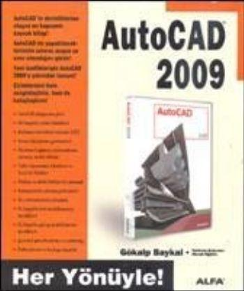 AutoCAD 2009 Her Yönüyle