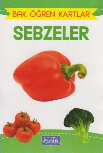 Bak Öğren Kartlar Sebzeler