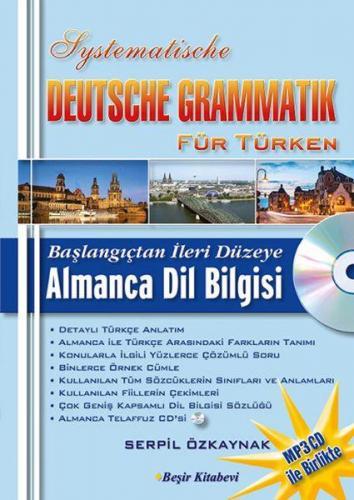 Başlangıçtan İleri Düzeye Almanca Dil Bilgisi CD'li