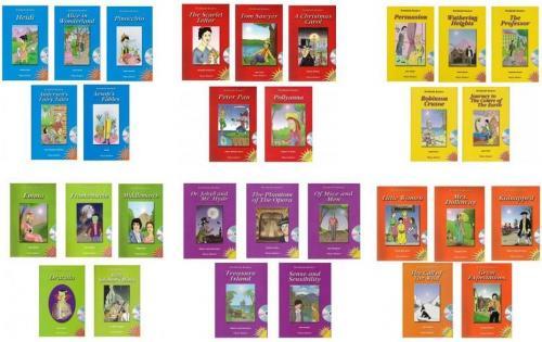 Beşir Yayınları İngilizce Hikaye 30 Lu Set Cd ' li Kolektif