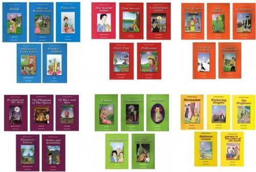 Beşir Yayınları İngilizce Hikaye 30 Lu Set Kolektif