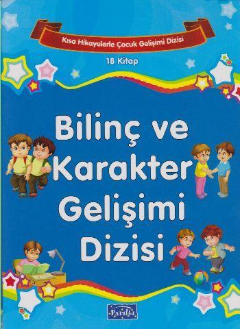 Bilinç ve Karakter Gelişimi Dizisi 18 Kitap K.Boy