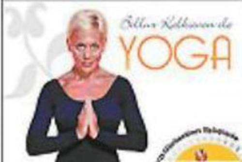 Billur Kalkavan ile Yoga Dvd li