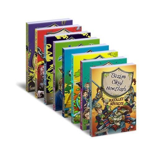 Bizim Okul Hortladı 8 Kitap Set