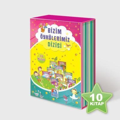 Bizim Öykülerimiz Dizisi 10 Kitap Mercek Yayıncılık
