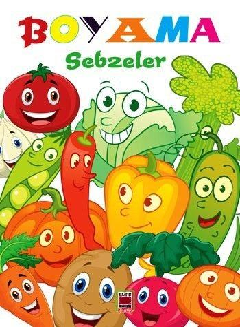 Boyama Sebzeler