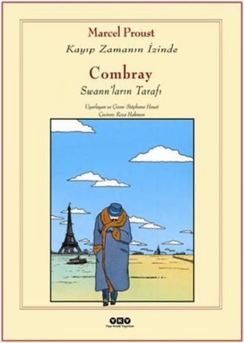 Combray Swann'ların Tarafı Kayıp Zamanın İzinde Çizgi Roman