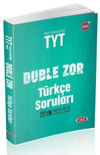 Data TYT Duble Zor Türkçe Soruları YENİ
