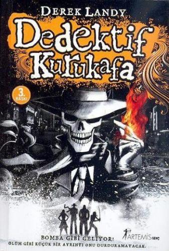 Dedektif Kurukafa 1 Bomba Gibi Geliyor Ciltli
