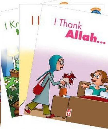 Dinimi Öğreniyorum İngilizce 10 Kitap Takım
