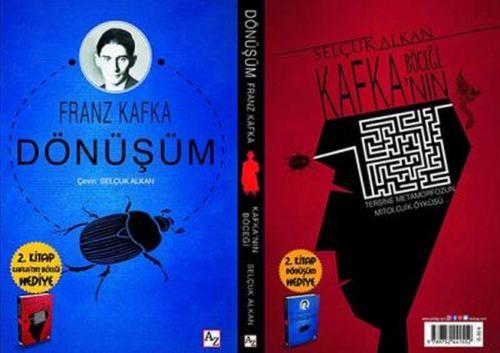 Dönüşüm Kafkanın Böceği İki Kitap Bir Arada