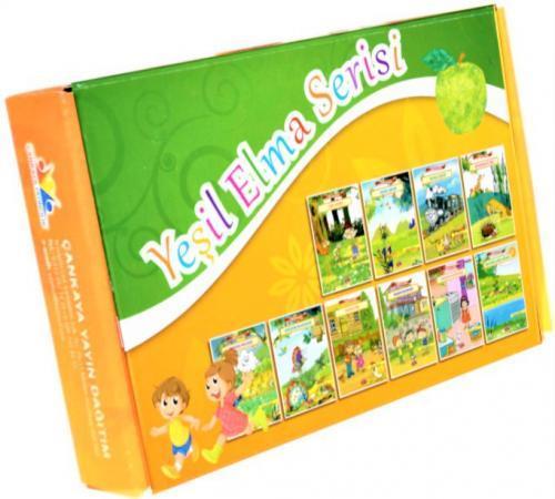 Çankaya Yeşil Elma Serisi 10 Kitap