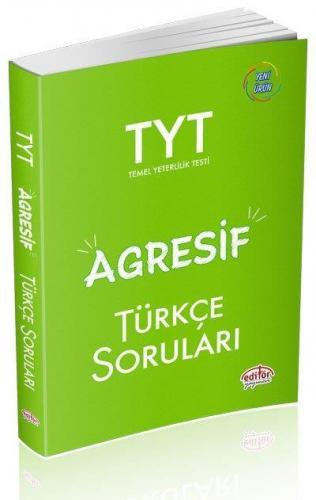 Editör TYT Agresif Türkçe Soru Bankası YENİ