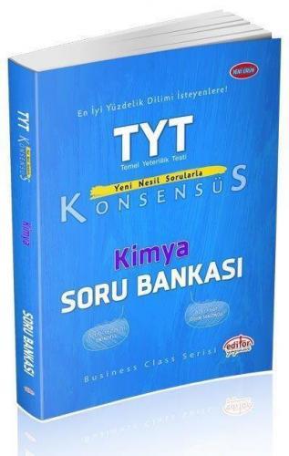 Editör TYT Konsensüs Kimya Soru Bankası YENİ