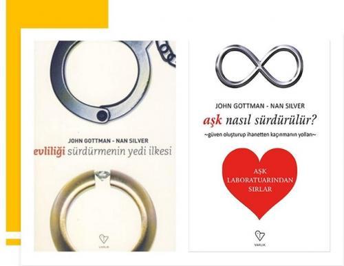 John Gottman Aşk Ve Evlilik Seti John Gottman