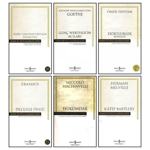 Hasan Ali Yücel Klasikleri 6 Kitap