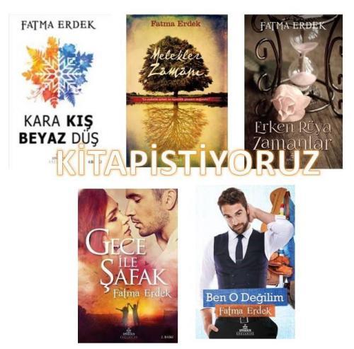 Fatma Erdek 5 Li Set
