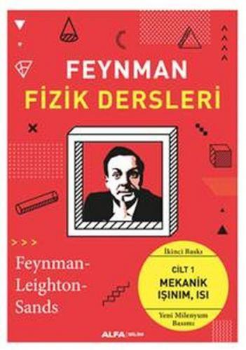 Feynman Fizik Dersleri Cilt 1 Mekanik Işınım Isı