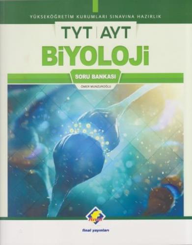 Final TYT AYT Biyoloji Soru Bankası YENİ