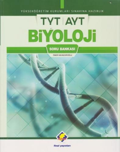 Final TYT AYT Biyoloji Soru Bankası