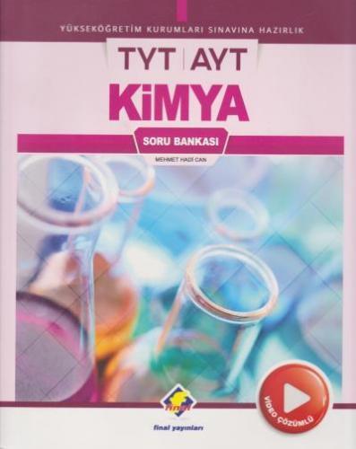 Final TYT AYT Kimya Soru Bankası YENİ