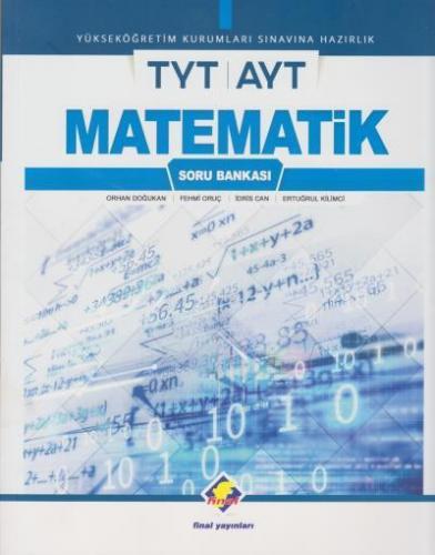 Final TYT AYT Matematik Soru Bankası YENİ