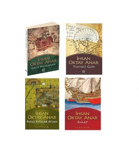 Galiz Kahraman, Puslu Kıtalar Atlası, Yedinci Gün , Amat - İhsan Oktay