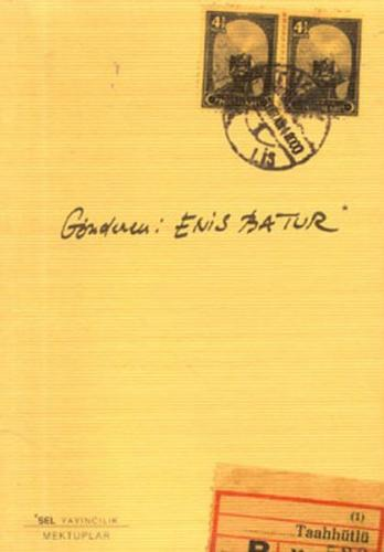 Gönderen Enis Batur