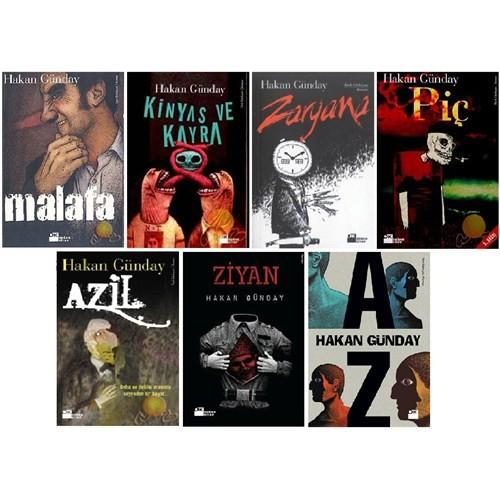 Hakan Günday Özel Set (7 Kitap)