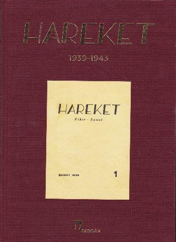 Hareket Dergisi 1939 1953 2 Cilt