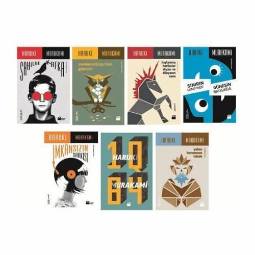 Haruki Murakami Seti (7 Kitap)