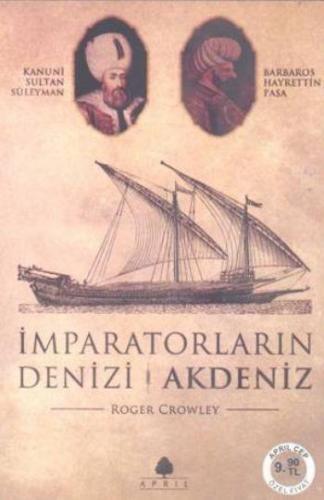 İmparatorların Denizi Akdeniz Cep Boy