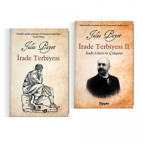 İrade Terbiyesi 2 Kitap Set Jules Payot