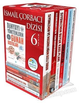 İsmail Çorbacı Popüler Kültür Kitaplığı 6 Kitap Set