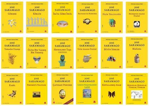 Jose Saramago Seti 18 Kitap