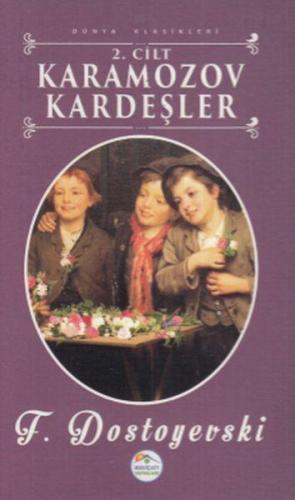 Karamazov Kardeşler 2 Cilt Dünya Klasikleri