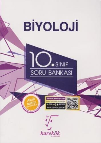 Karekök 10. Sınıf Biyoloji Soru Bankası Bekir Kantepe