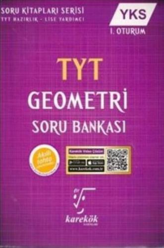 Karekök YKS TYT Geometri Soru Bankası YENİ Muharrem Duş Selçuk Kütük