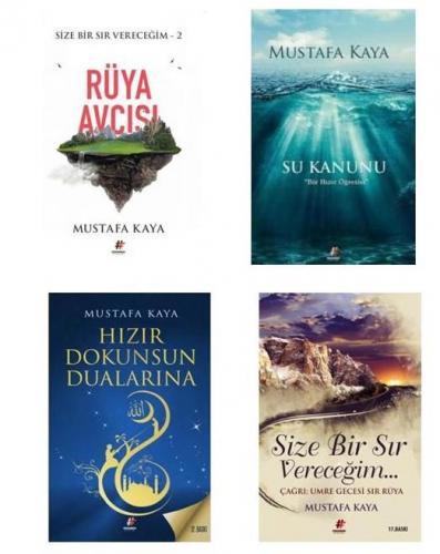 Mustafa Kaya Hızır Dokunsun Seti Mustafa Kaya