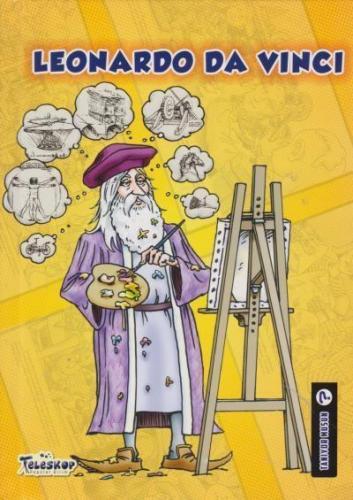 Leonardo Da Vinci Tanıyor musun Ciltli