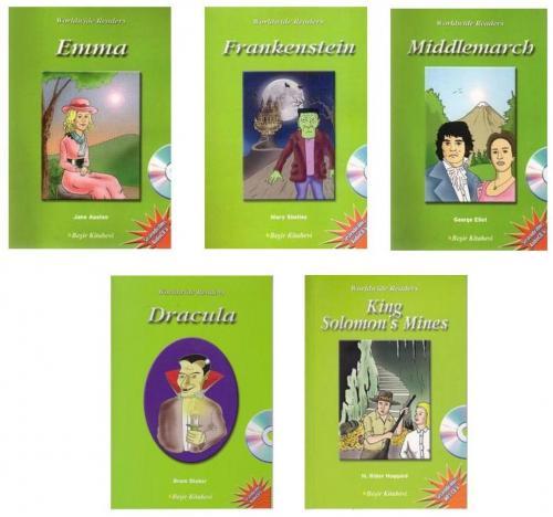 Beşir Yayınları Level 3 İngilizce Hikaye Seti Cd Li