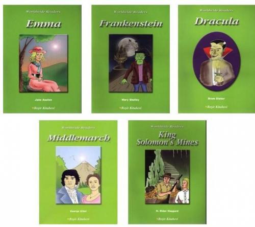 Beşir Yayınları Level 3 İngilizce Hikaye Seti Kolektif