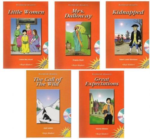 Beşir Yayınları Level 4 İngilizce Hikaye Seti Cd Li Kolektif