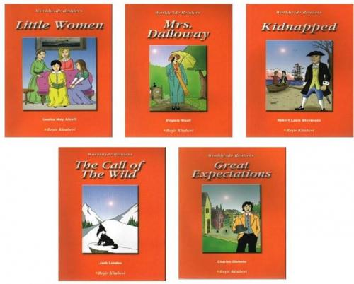 Beşir Yayınları Level 4 İngilizce Hikaye Seti Kolektif